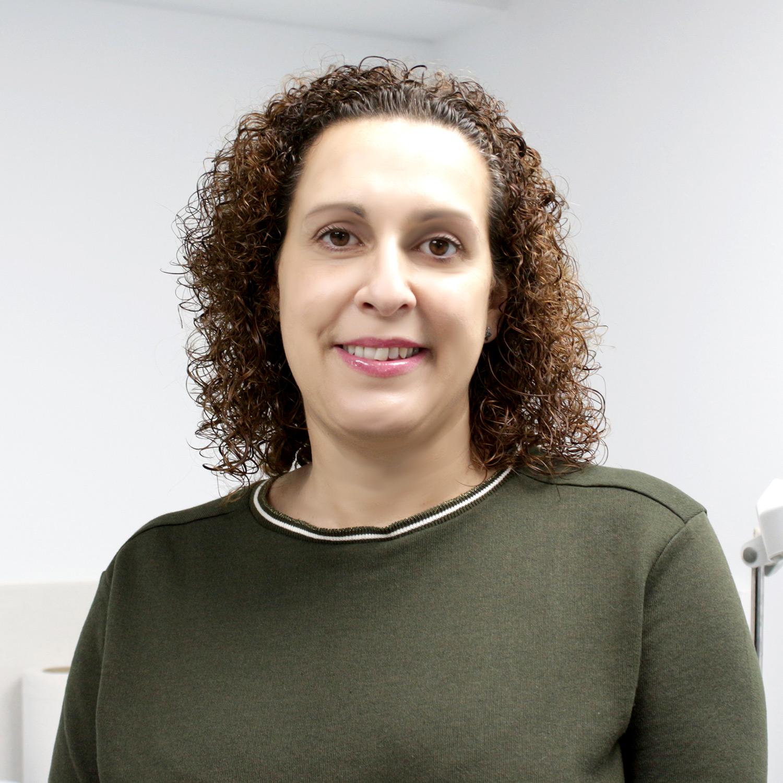 Censi Ramírez López Auxiliar Administrativa Clínica Muelle Heredia Málaga