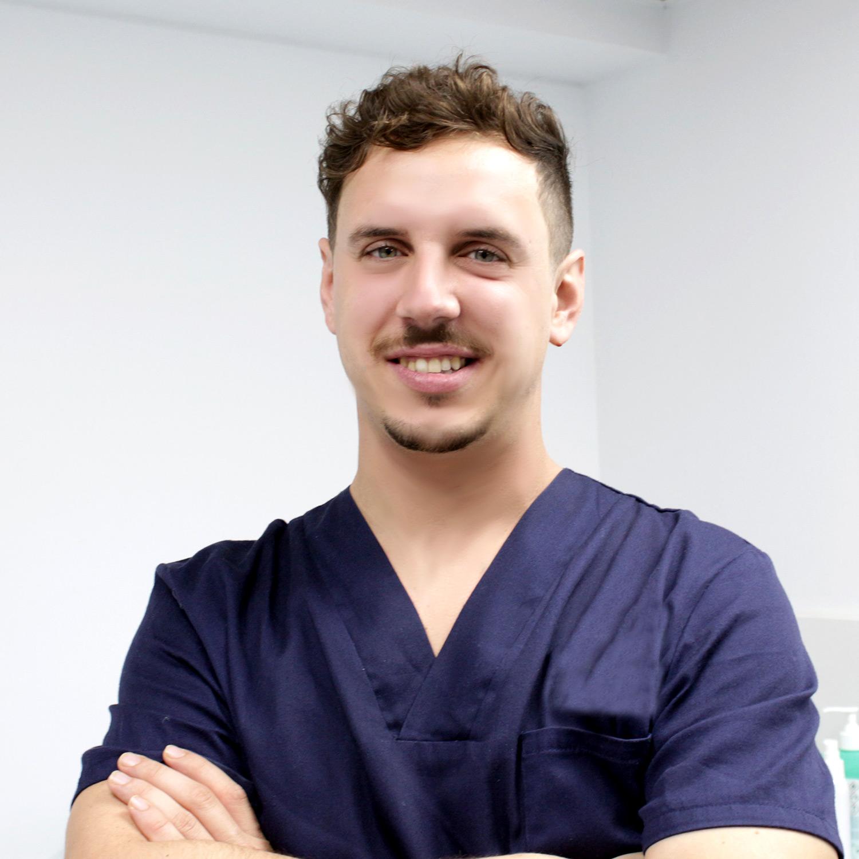 Ramiro Quintano Villa DIrector de Enfermería Clínica Muelle Heredia Málaga
